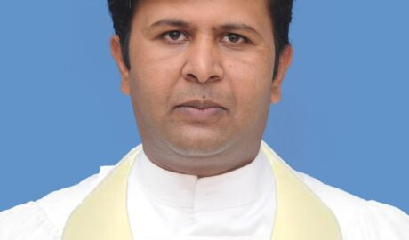 Rev Praveen Jabaraj
